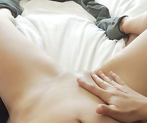 Lesbian Plays With Her Stepsister Until She Squirts - Hear..