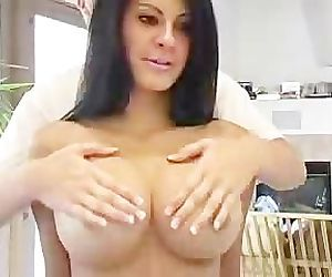 Hot Tit Massage