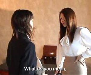 016 Teacher Caned by Schoolgirl - Spanking - 5 min