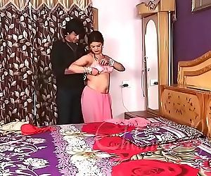 Indian Sexy Bhaviji Miya Khalifa Fucked at home by her..