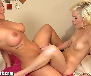 NuruNetwork Young and Old LesbiansHD