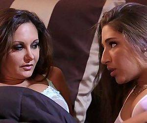 Abella Danger and Ava Addams at Mommys GirlHD