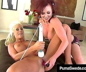 Hot Swedish Puma Swede Dildo Fucked By Horny Milf Felony!..