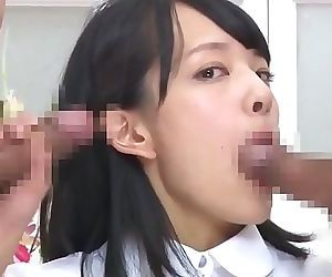 Japanese TV announcer gets dickxxxcams.io 55 min 720p