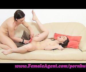 FemaleAgent. Sexy Russian doll