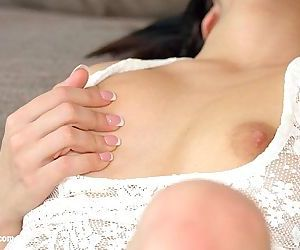 Emily Thorne with Ale Sweet having lesbian sex presented..