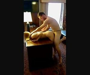 Homemade Cuckold Husbands Watch Wives Getting Fucked..