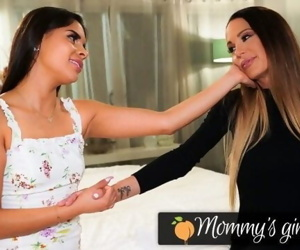 MommysGirl Squirt Madness With Katya Rodriguez And Her..
