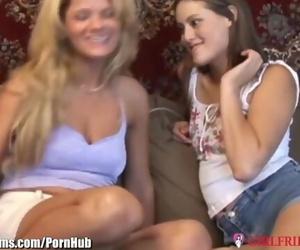 GirlfriendsFilms Lesbian Seduces Straight Girl