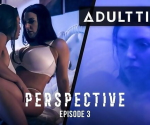 ADULT TIME Perspective: Angela White & Abigail Mac Sensual..