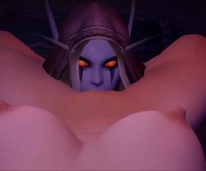 World of Warcraft Porn Mega Compilation 1