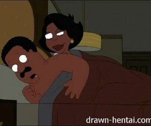 Cleveland Show hentai - Night of fun 4 Donna - 7 min