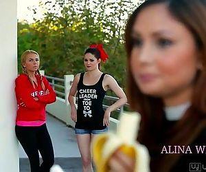 WebyoungJenna J Ross, Kota Sky, Alina West, Ariana MarieHD