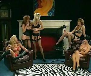 Jeanna Fine Lesbian Orgy HD