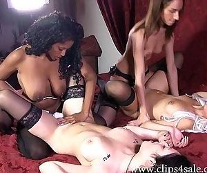 DF016- The Best Moments of Foot Fetish and Fighting Lesbians Vol 2HD