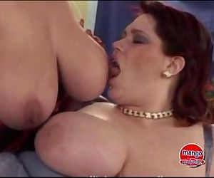 Busty lesbians doing hardcore fisting - 8 min