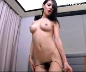 Girl With Necklace Getting Her Pussy Fingered Licked Sucking Cock 69 On The Bed - 10 min