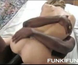 BBC FUCKS HARD HES BLONDE WHORE STEPSISTER - YOU CAN FUCK HER TOO - 11 min
