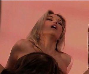 Jenna Haze and Monique AlexanderHot Lesbian action!