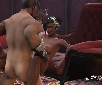 Overwatch Symmetra Fuck Video Compilation
