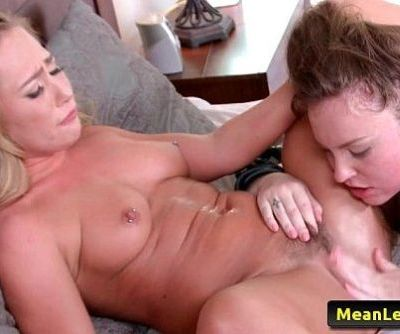 Hot and Mean Lesbian BabesIn House Whore with Carter Cruise & Maddy Oreilly & Keiran Lee-