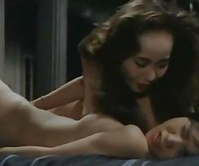 lesbian clip from unknown japanese movie #254