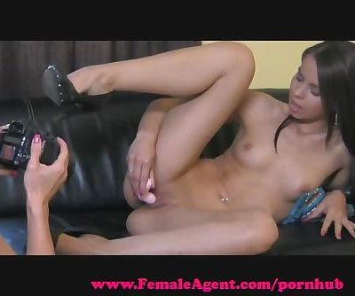 FemaleAgent. Stunning, sexy and mine