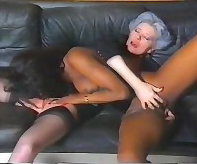 old young lesbian - pervert granny