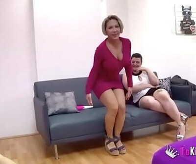 Venezuelan Playboy girl fisting Spanish curvy brunetteHD