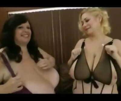 Samantha 38G & Suzie Q Big Tit Play