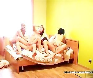 European Amateur Groupsex
