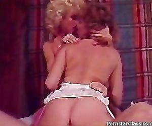 Retro 80s porn porn star party