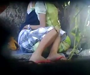 Indian desi lesbians in the forest - 19 min