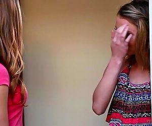 Teen Kota Sky and Jillian Janson Lesbian AffairHD