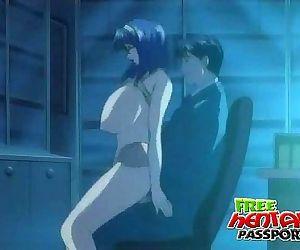 ==- More hentai videos at www.besthentaipassport.com -== - 1 min 0 sec