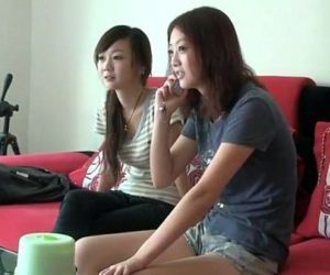 Sleepy Asian foot worship - 32 min