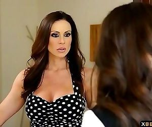 XBEAUTYS.COM: Kendra Lust My Lesbian Moms Best Friend 30 min HD