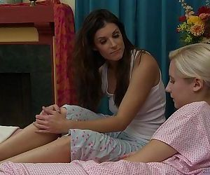 India Summer and Odette Delacroix - 6 min HD