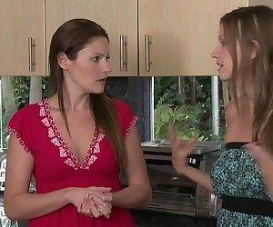 Samantha Ryan and Eufrat Mai Fingering Each OtherHD