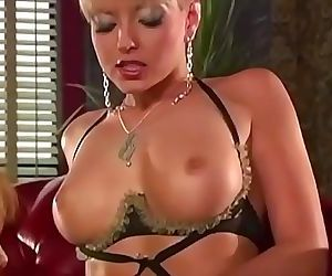 The Lesbian Headmistress fucks submissive girl with anal toy 18 min