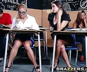 Brazzers(Cameron Canada, Celeste Star)Seducing a Straight Girl 8 min 720p