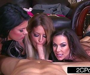Worlds Luckiest Man and His 3 WivesKendra Lust, Kissa Sins, Peta JensenHD