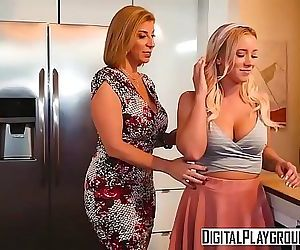 DigitalPlaygroundWhore in Law with (Bailey Brooke, Sara Jay) 8 min 720p