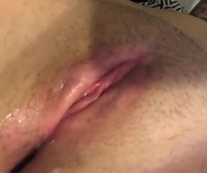 Eating creamy pussy