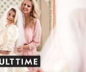 GIRLCORE Stepmom Julia Ann Confesses Love Before Daughters Wedding
