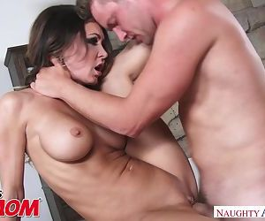 Hot young mom Jessica Jaymes..
