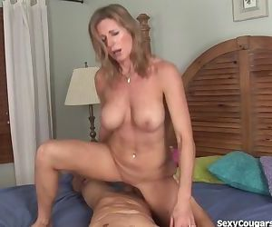 Frisky MILF Loves..