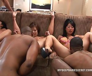 MDDS Tia Ling and Becky Squirts..