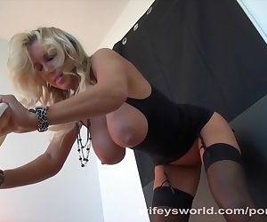 Wifey Fucks Big Black Cock And..