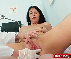 Hot domina lady performs filthy..